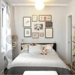 d coration chambre adulte petit espace. Black Bedroom Furniture Sets. Home Design Ideas