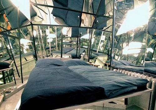 Miroir for Hotel miroir plafond